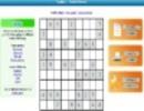 Thumbnail MiniSudoku online game